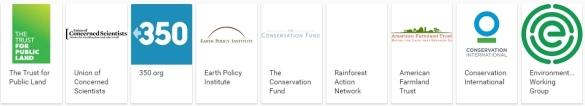 Environmental nonprofits2