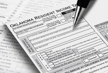 Oklahoma tax return