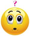 Emoji confused