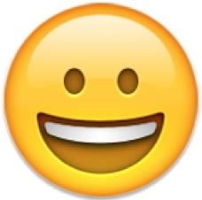 Happy emoji_I  have big plans for my refund