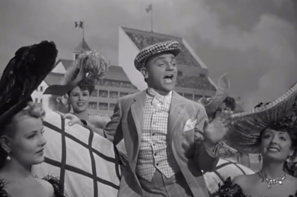 Jimmy Cagney as Yankee Doodle Dandy YouTube screenshot
