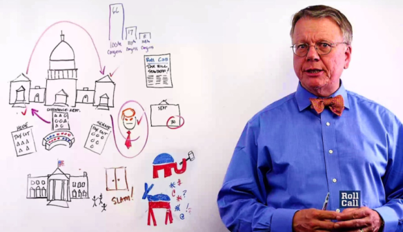 How conference committees work_Roll Call David Hawkings whiteboard video