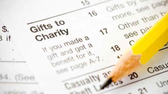 Tax-filing-for-charity-Schedule-A